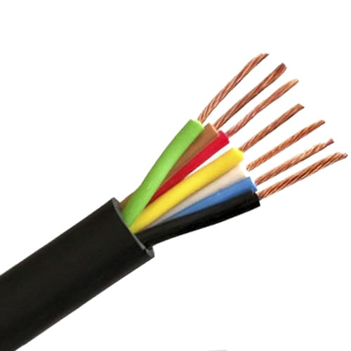 Монтажный кабель 19x2.5 мм МКЭШ ТУ